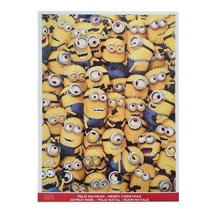 Immagini Minions Natale.Dettagli Su Calendario Dell Avvento Minions Con Cioccolato Natale Cattivissimo Me 0090891