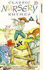 Classic Nursery Rhymes (VHS, 1997)