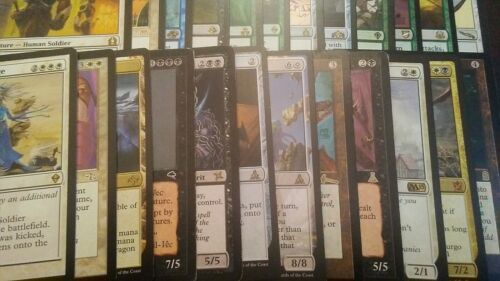 **rare//mythic mtg collection lot packs of 10!**