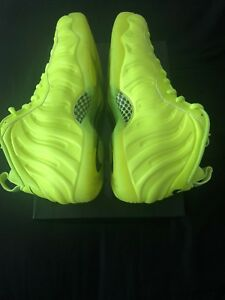 100% authentic de087 fcfc2 Details about nike air foamposite pro Volt