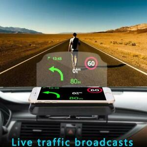 Car-Accessories-Auto-GPS-Navigation-Phone-HUD-Holder-Head-Up-Display-Bracket