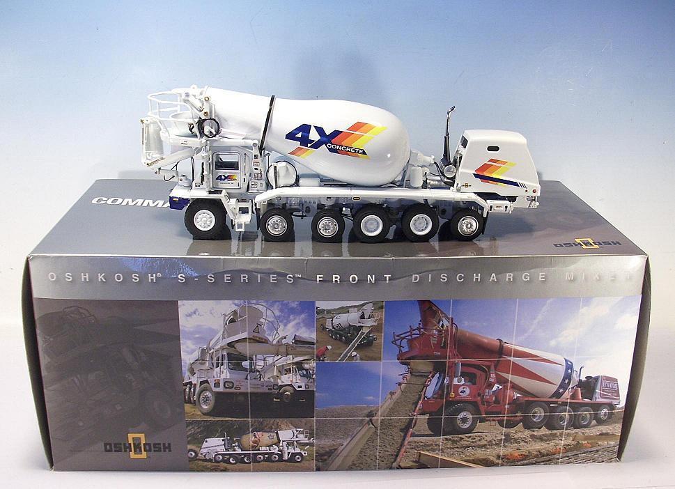 TWh 1/50 Oshkosh FRONT DISC Arge MIXER-betoniere OVP  8862
