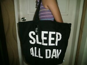 CLOSEOUT-SALE-Imported-From-USA-38-Sam-Edelman-Sleep-All-Day-Tote-Bag