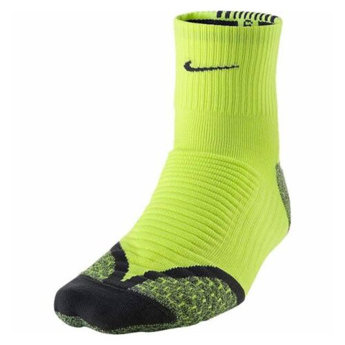 DRI-FIT Unisex Quarter Nike Elite Cushioned Running Training Gym Socks