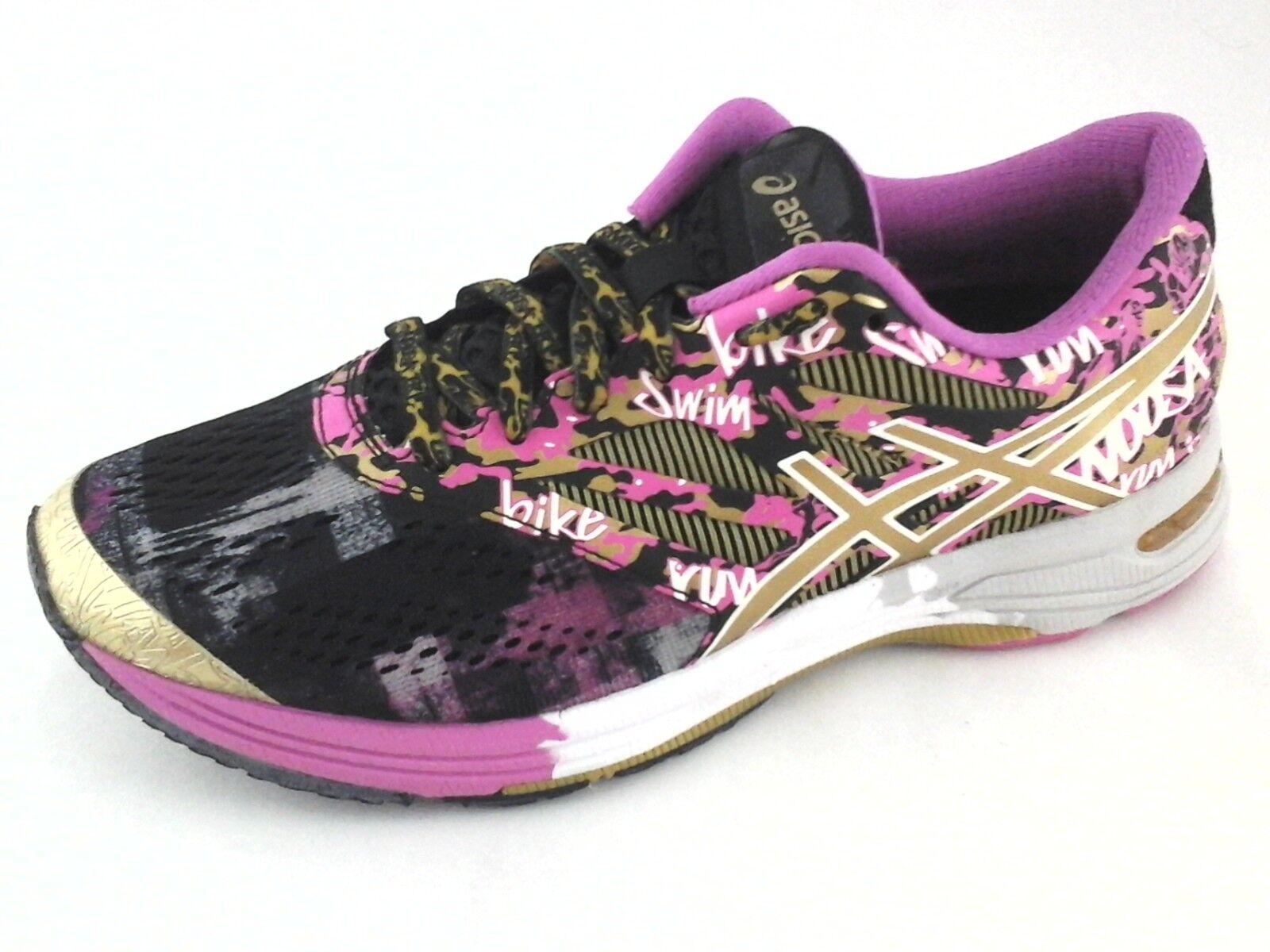ASICS Gel Noosa TRI-10 T5M9N Breast Cancer Pink gold Sneakers US 7 EU 38  160