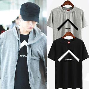INFINITE-INSPIRIT-SUNGGYU-MyungSoo-TEE-T-shirt-KPOP-TSHIRT-COTTON-NEW