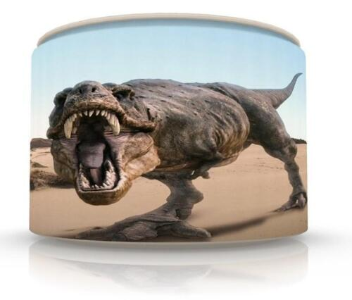 """T Rex Plafonnier lampe abat-jour 11/"""" Free P /& p Réaliste Dinosaur"""
