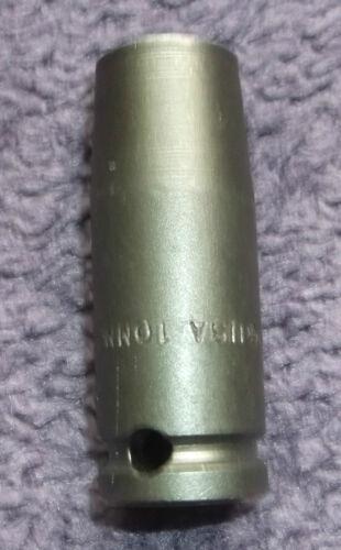 Apex 10mm Deep Socket 3//8 Drive 6 Point Impact Socket