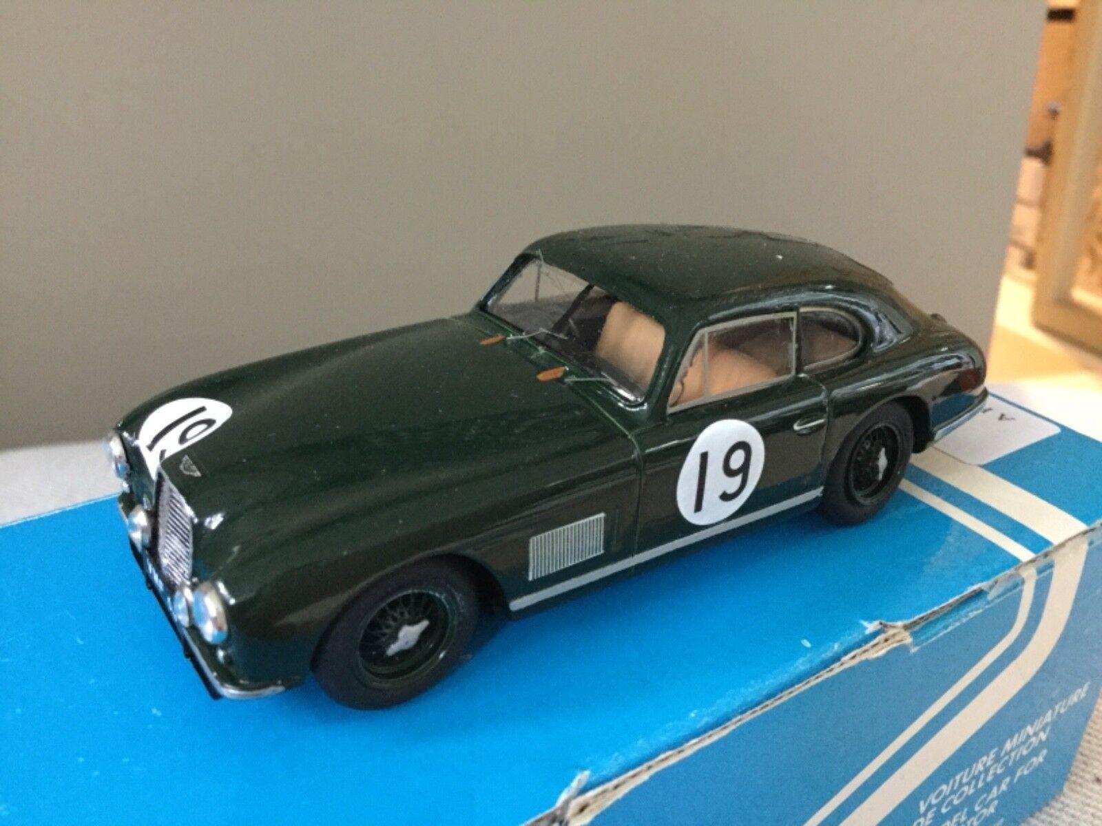 Aston Martin db2   kit montato provance  Le Mans 1950 1 43