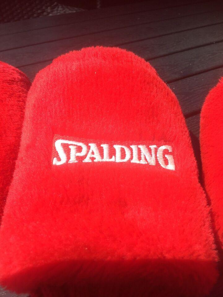 Andet golfudstyr, Spalding
