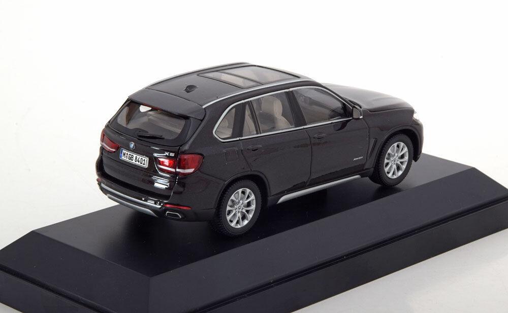 BMW X5 X5 X5 F15 SPARKLING marron PARAGON 80422318969 1 43 50I V8 BITURBO MARRON 71f553