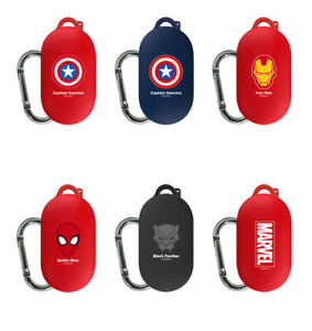 Genuine Marvel Solid Case Cover Skin For Samsung Galaxy Buds Ebay Check out our galaxy buds case selection for the very best in unique or custom, handmade pieces from our phone cases shops. details about genuine marvel solid case cover skin for samsung galaxy buds