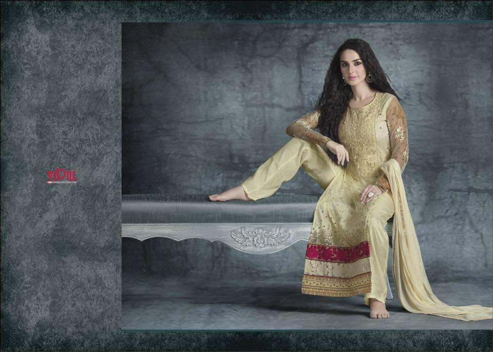 Indian Pakistani Designer Salwar Kameez Original Original Original Vipul 8307   Luxus    Qualitätsprodukte    Günstigen Preis  37304c