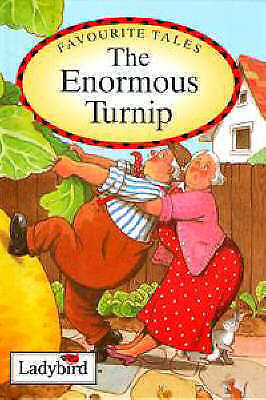 """""""AS NEW"""" Baxter, Nicola, The Enormous Turnip :, Hardcover Book"""