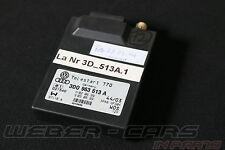 org Audi A8 4E VW Phaeton Webasto Telestart Steuergerät Standheizung 3D0963513A