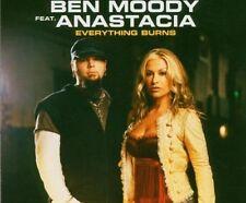 Ben Moody Everything burns (2005, feat. Anastacia) [Maxi-CD]