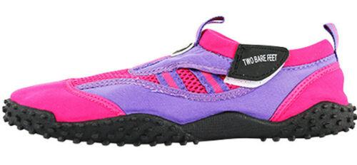 Two Bare Feet Aqua Beach Surf Water Wet Shoes Boys Girls Mens Womens Unisex