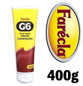 Farecla-G6-rapida-grado-Pasta-Compuesto-polaco-400g-corte-frotando-g6-400