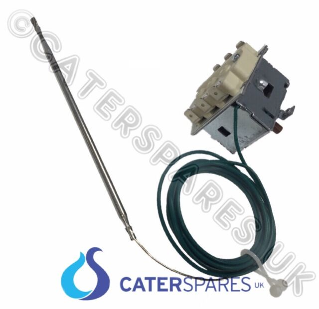 VALENTINE FRYER 295oc HIGH LIMIT SAFETY CUT OUT THERMOSTAT TRIPLE POLE 631451