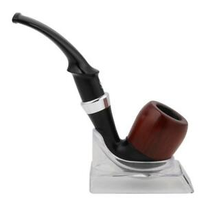 Durable-Wooden-Wood-Smoking-Pipe-Tobacco-Cigarettes-Cigar-Pipes-With-Accessories