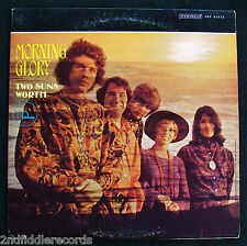MORNING GLORY-TWO SUNS WORTH-Rare 1968 Psych Rock Promotional Only Album-FONTANA
