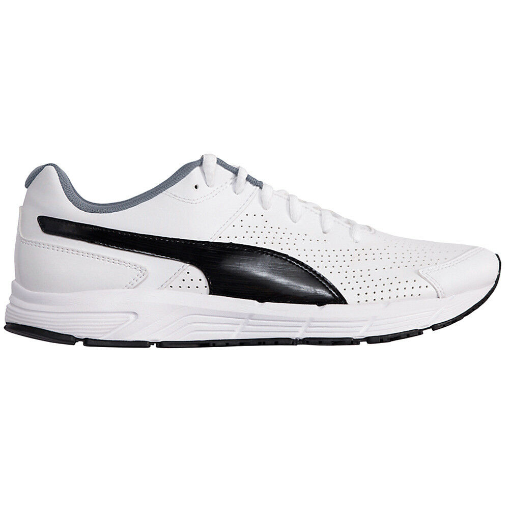 Puma Sequence SL Shoes Men's Running White Sport NEW 188059-01