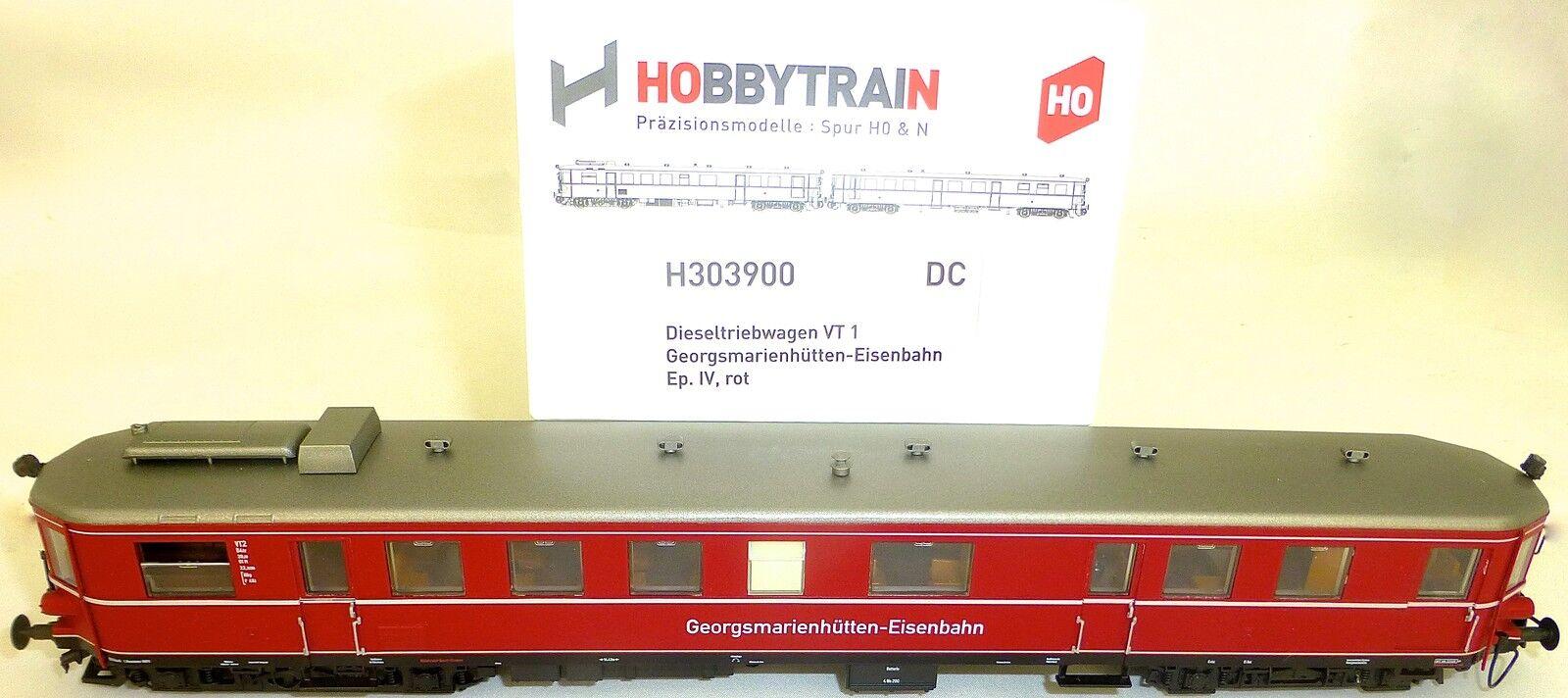 Vagone Motore Diesel VT 2 Georgsmarienhütten Ferrovia Ep.iv Hobbytrain H303900
