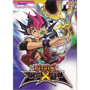 YU-Gi-Oh Zexal season 1 vol.1-73end DVD ANIME
