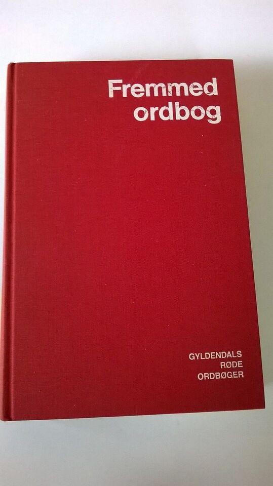 gyldendals fremmedordbog