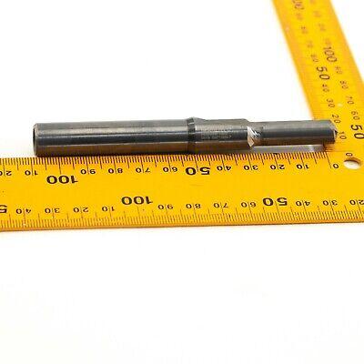 """KLOT Solid Carbide Twist Drill Bit 14.5mm 0.571/"""" 2-Flute Straight Shank K10"""