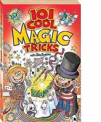 101 Cool Magic Tricks by Glen Singleton (Paperback, 2004), Like new, free post