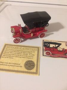 National-Motor-Museum-Mint-1909-Model-T-Touring-Car-1-32-Die-cast