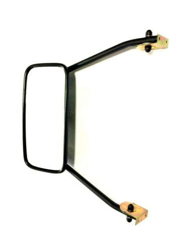 Außenspiegel Spiegel für LKW Traktor ø14-30 375x185 mm mit Spiegelhalter SET
