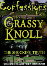 Confessions from the Grassy Knoll: The Shocking Truth (DVD, 2013)
