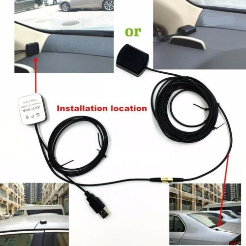 USB GPS Antenna Signal Repeater Amplifier for Mobile Phone Laptop Car navigation
