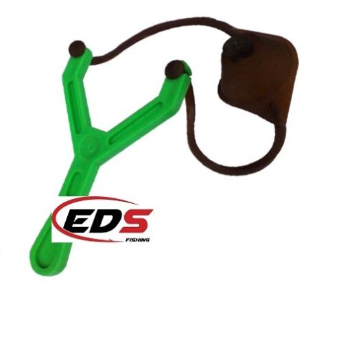 Bait Catapult Fishing Hunting Sling Shot Pouch Power Pult 5 models