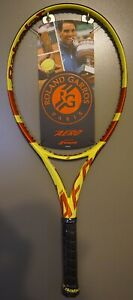 New 2019 Babolat Pure Aero Roland Garros Tennis Racquet Nadal Racket 4 3 8 Ebay
