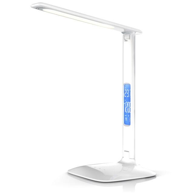 Brandson Premium LED Schreibtischlampe Tischlampe Bürolampe Tischleuchte 8W NEU