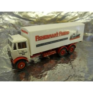 Fisherman-039-s-Friend-FF001-Lorry-OO-1-76-Scale-Diecast-Model-Collection