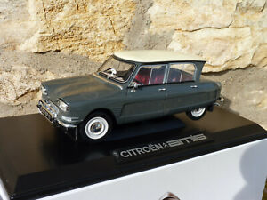 Rare-citroen-ami-6-1964-grey-typhoon-at-1-18-norev-amc019066