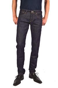 Hatch Röhre Jeans stretta bassa W33 Vita H05 l32 Tiefdunkelblau Pepe W34 Vestibilità l34 H580q1nd