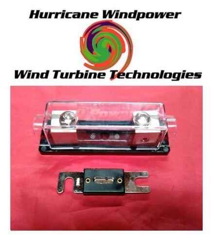 200 Amp DC ANL Holder & Fuse Inverter Wind Turbine Wind Generator Solar Panel