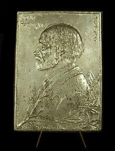 Ancho-medalla-placa-estano-410-g-Docteur-cientifico-de-la-Luis-Pasteur-Medal