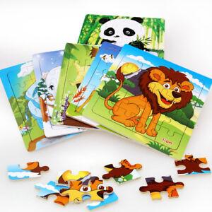 20Pcs-Wooden-Puzzle-Toys-Children-education-Learning-des-gamins-Toys-Puzzles