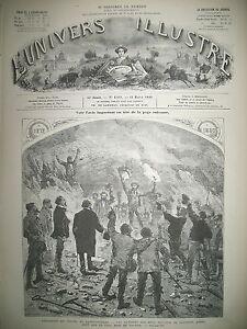 PERCEMENT-TUNNEL-SAINT-GOTHARD-JONCTION-PROVENCE-BELLE-ARLESIENNE-GRAVURES-1880