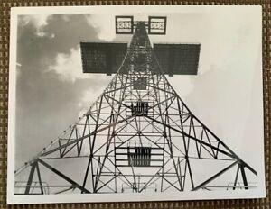 WORLD WAR TWO: RADAR TOWER IMPERIAL WAR MUSEUM COPYRIGHT PHOTOGRAPH