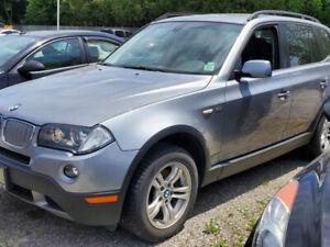 2008 BMW X3 xDrive30i