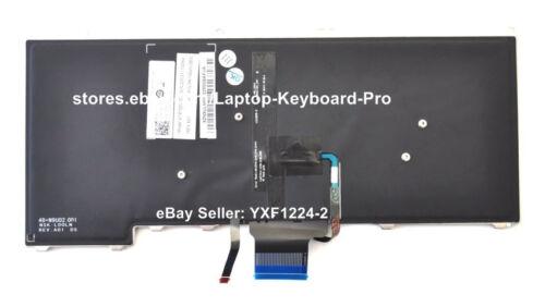 US Backlit 1812X13 08PP00 NSK-LD0BC Keyboard for Dell Latitude E7240 E7440