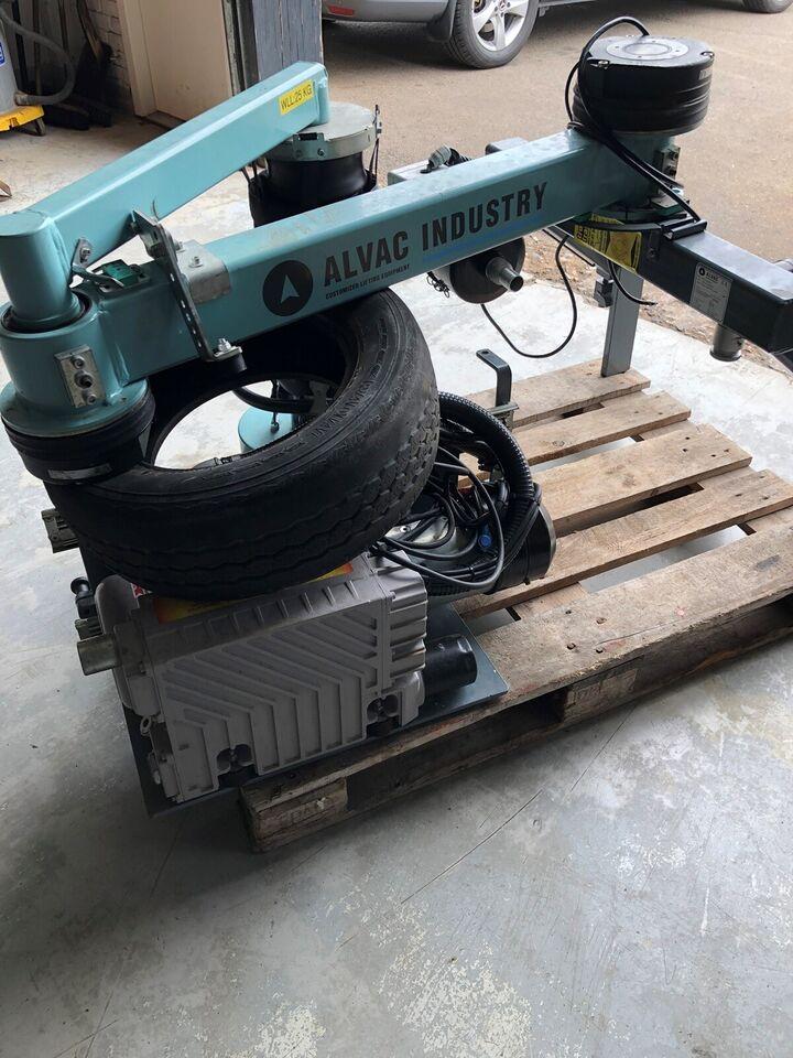 Vacuumsug, Alvac Industry