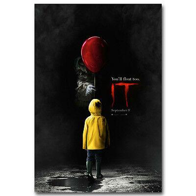The Nightmare Movie Art Silk Poster Print 12x18 inch